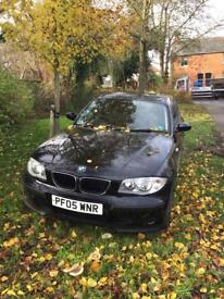 05 BMW 116