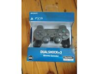 New in box Official DualShock 3 for PS3