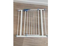 Stair gate - pressure fit