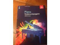 ABRSM GRADE 6 PIANO BOOK