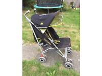 Maclaren Techno XLR Stroller / Buggy