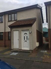 One bedroom flat in Rugby road Kilmarnock to rent