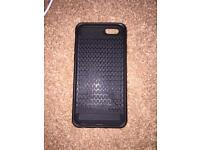 iPhone 6 hard case Gold