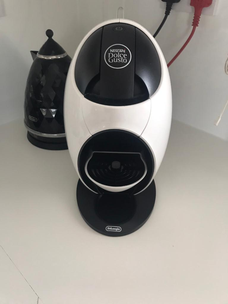 Nescafé Dolce Gusto In White - Drinks Coffee Machine
