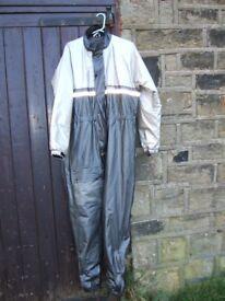 Rukka one piece motorcycle suit