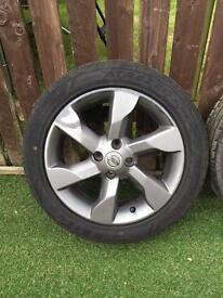 16in alloy wheels