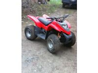 Lawnflite 100cc quad bike
