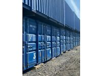 Storage containers to rent in Shoreditch Hoxton