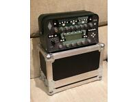 Kemper Profiler PowerHead And Cabinet