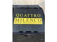 Milenco Quattro Carvan Leveling Ramps