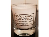 Triple Scented Designer Eau da Parfume Candles