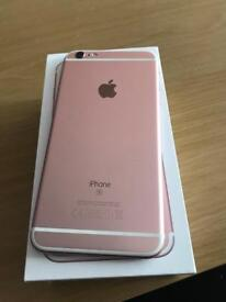 iPhone 6s Plus 64gb and 128gb