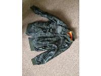 Boys camo jacket