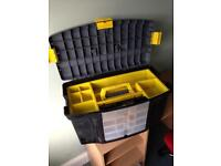 Stanley tool box good condition, loads of space