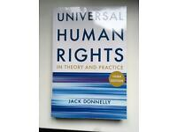 Human rights - 3rd edition Donnelly