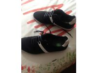 HUGO BOSS TRAINERS SIZE 11