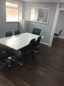 ** OFFICE TO LET GROUND FLOOR ** INCLUDE BILL & FREE WIFI FROM £20 CALL 07947 683683 TO VIEW TODAY