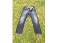 """£10 Teddy smith jeans size 32""""W - 32""""L"""