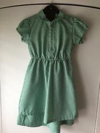 2 School Summer dresses Debenhams age 4yrs