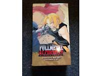 Full Metal Alchemist box set