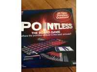 Pointless the board game, as seen on BBC