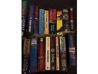 Clive Cussler job lot