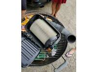 Audi A3 TFSI 2010 air filter and housing