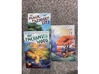 Enid Blyton book set