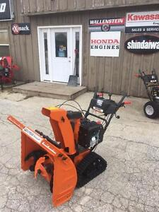 "Columbia 28"" HD Track Snowblower"