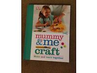 Cook and crafts kids books