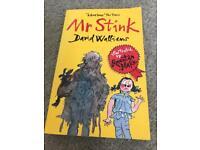 Mr Skink - David Walliams