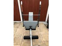 Solid BodyMax Multifunctional Weights Bench. •Can Deliver•