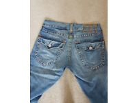 Genuine True Religion Jeans. Mens size 30