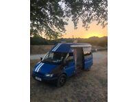 Cosy Ford Transit Campervan