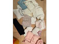 Baby girl clothes 3m to 18m
