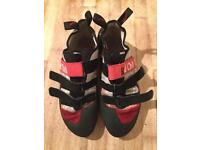 size 12 climbing shoes