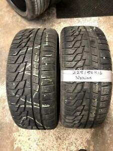 225/50R16 NOKIAN All Weather Tires (Pair) Calgary Alberta Preview