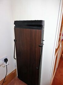 Corby 4400 Wall-Mounted Trouser Press