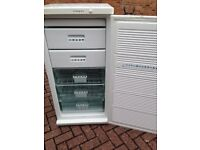 Upright Freezer, white, 5ft tall, Can Deliver!