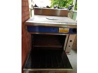 Professional cooker oven for business use. Very clean and good condition