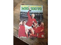 1970 World Cup Picture Stamp Album