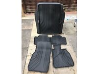 Protective mats for 3 series BMW