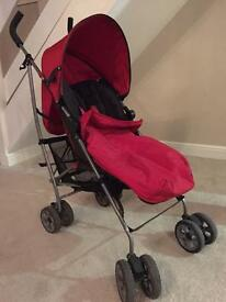 Mamas and papas push chair