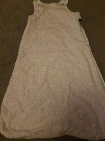 M&s baby sleeping bag 0-6 months