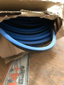 45 meters of 30 minute intumescent gasket / glazing seal for fire screen
