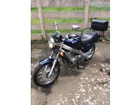 Honda NTV600 Revere Motorcycle 1989