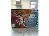 Nintendo DS Pokémon sun