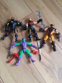 Superhero mashers