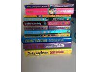 Bundle Jaqueline Wilson & Cathy Cassidy books
