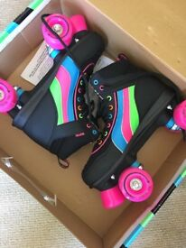 Rio Roller Boots Size 5